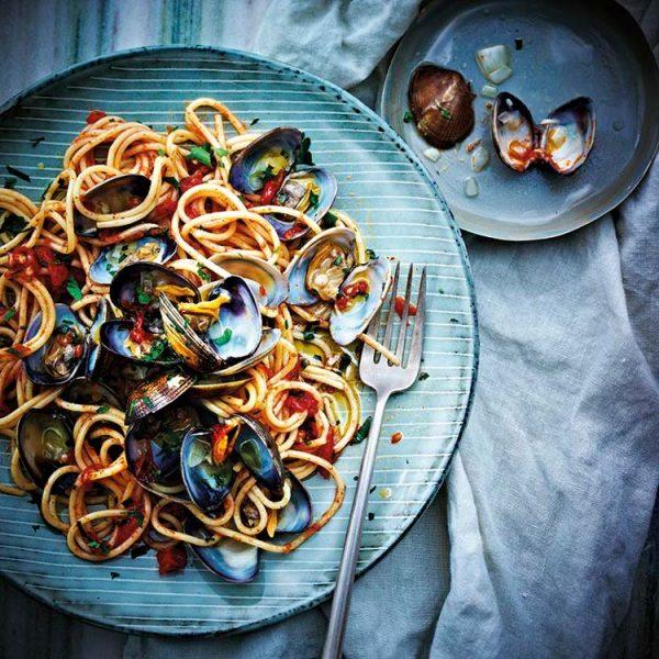 spaghettis-palourdes