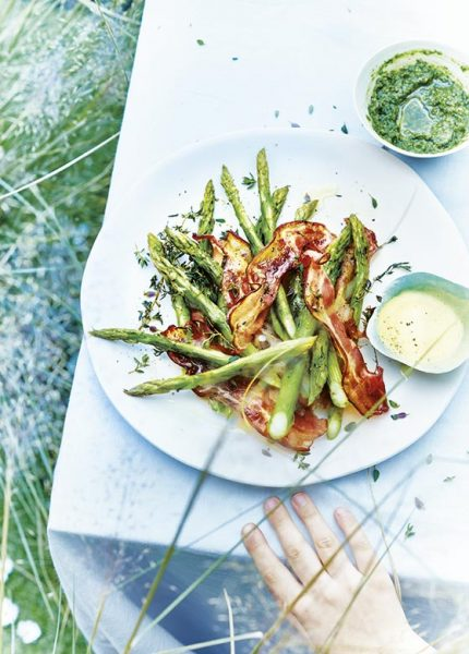 asperges-bacon