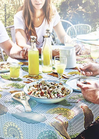 salade-haricots-chorizo